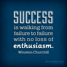 success churchill