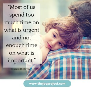 covey urgent vs important